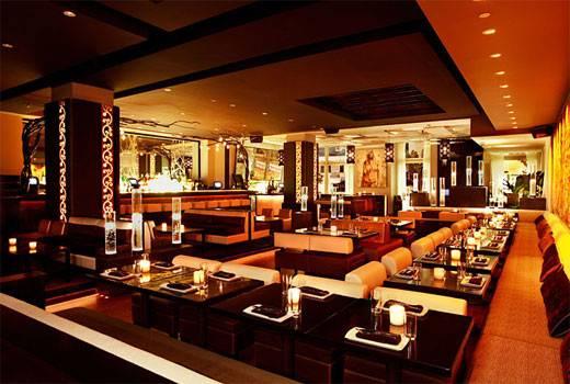 Delicious Agony Modern Restaurant Design Ideas Rockwell Cluster