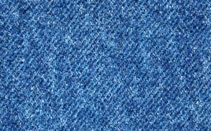 Denim Blue Jeans Fabric Texture