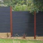 Depending Your Tastes Fence Could Built Modern