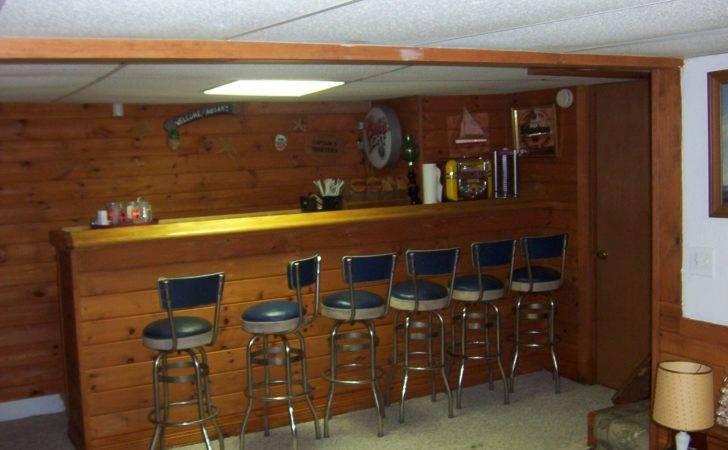 Desano Cottage Basement Bar