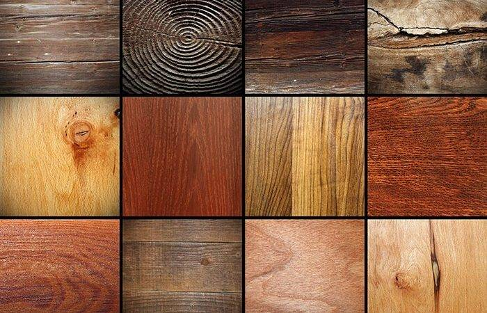 Descriptions Wood Types
