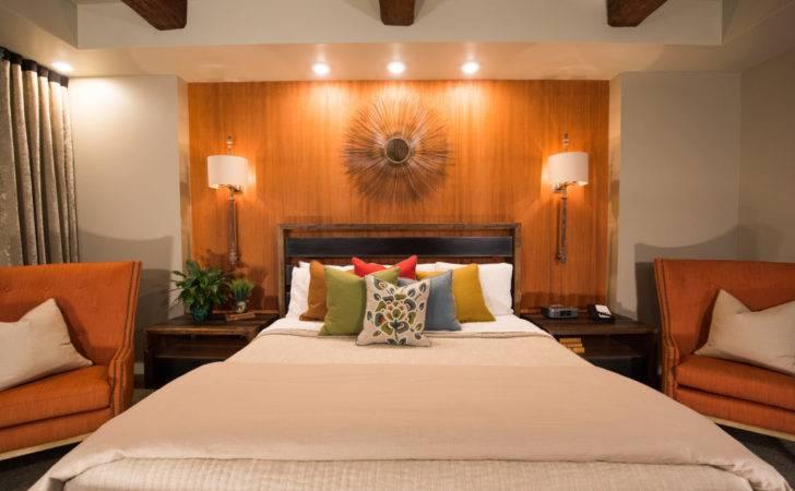 Desert Rose Inn Guest Bedroom Robeson Design