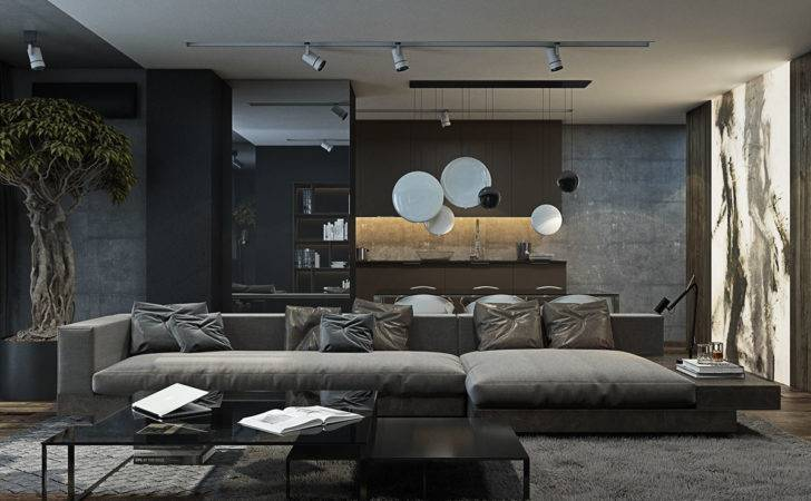 Design Addition Masculine Interior Ideas