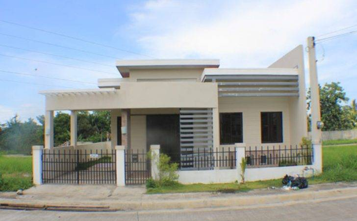 Design Additionally Bungalow House Plans Philippines Simple