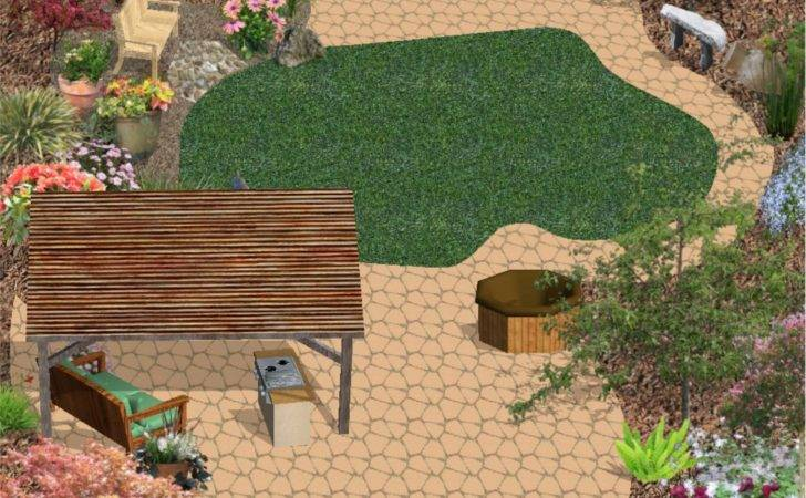 Design Aholic Backyard Inspiration Small Spaces