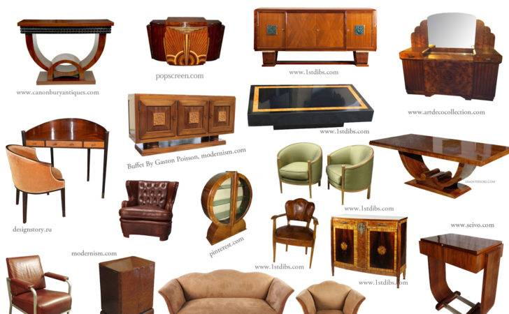 Design Architecture Blog Art Deco Beautiful Furniture