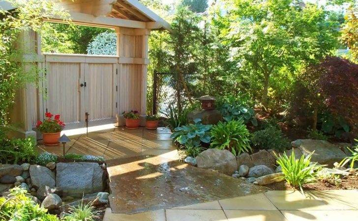 Design Asian Garden Interior Ideas Home