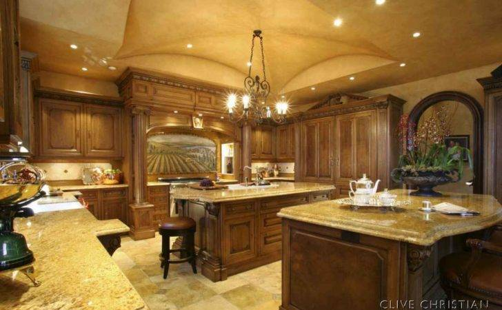 Design Clive Christian Luxury Home Amazing Kitchen
