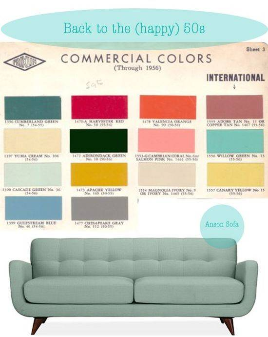 Design Color World Palette Anson Sofa Via Happy