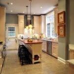 Design Contemporary Breakfast Kitchen