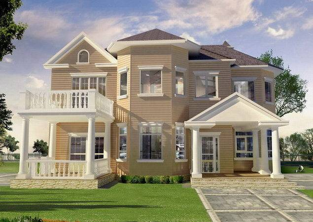 Design Exterior House Collection Home Designs