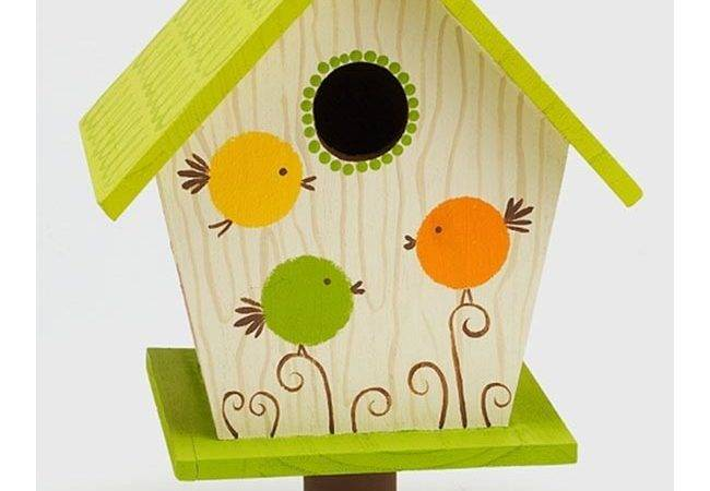 Design Functions Paint Bird Houses Painted Designs