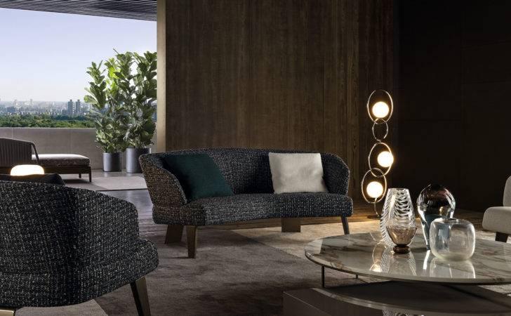 Design Furniture Art Products Sofas Creed Semi Round