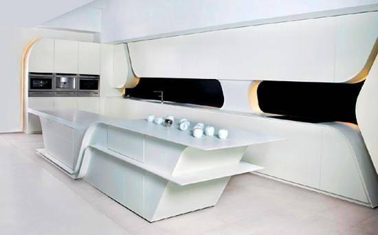 Design Futuristic Furniture Modern Trends