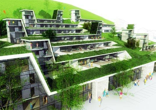 Design Green Tobias Weiss Gernot Reisenhofer Building
