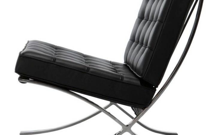 Design History Barcelona Chair Style Curious