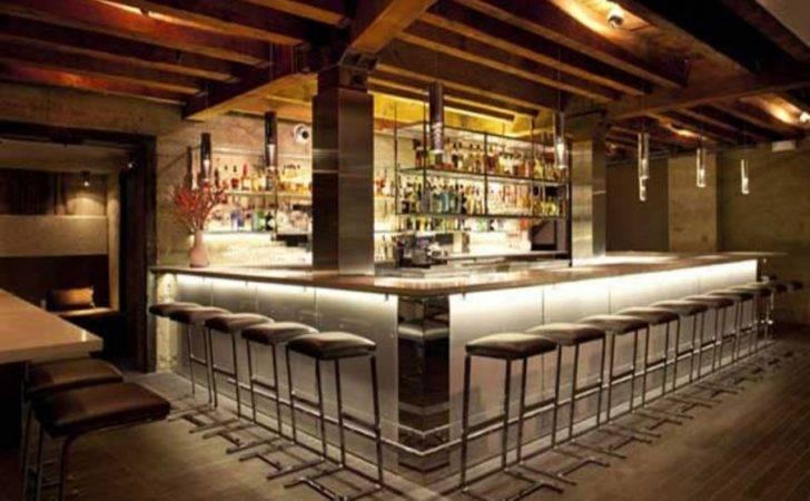 Design Ideas Modern Restaurant Bar Small