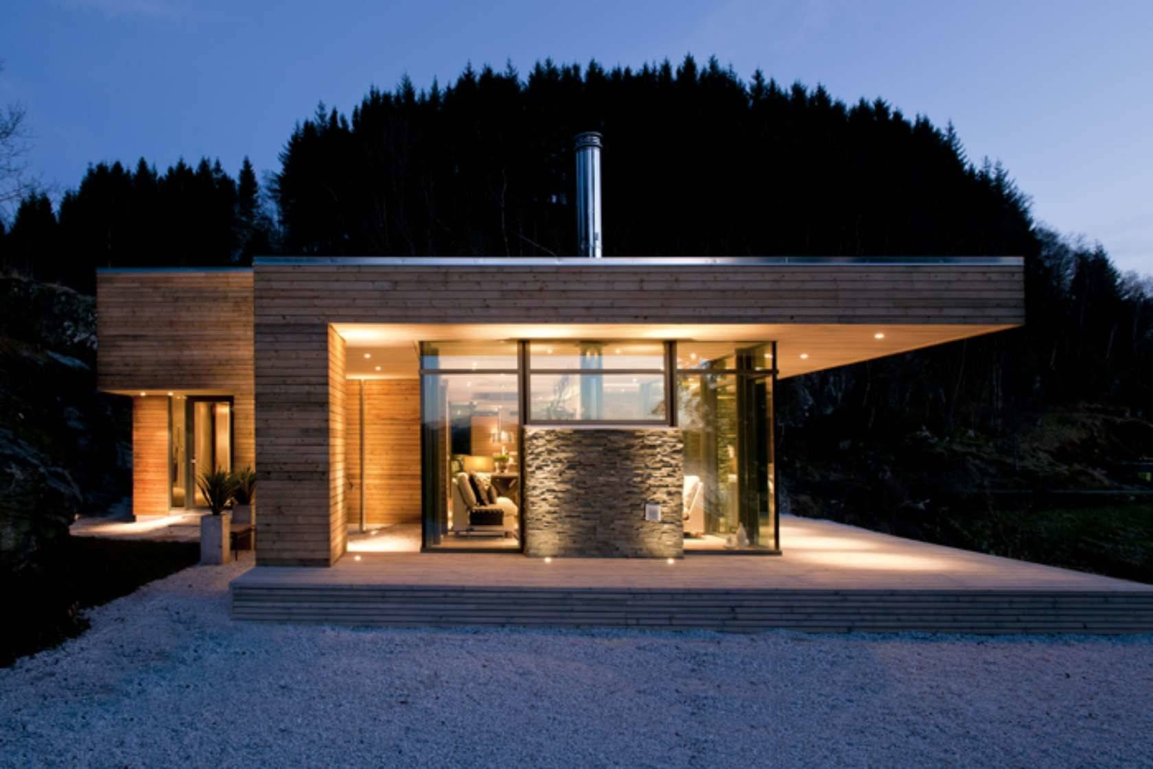 Design Inspiration Modern Cabin Love Studio Architect