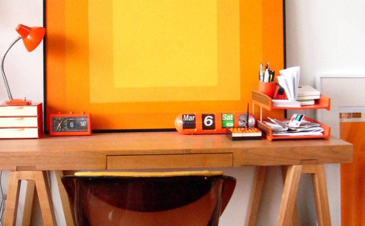 Design Inspiration Orange Paint Ideas Kitchen
