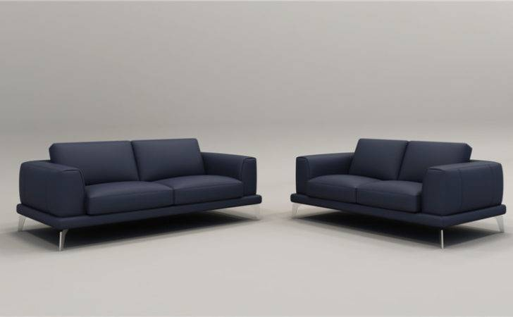 Design Leather Sofa Living Room Sofas Top Italian