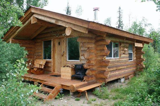 Design Luxury House Small Cabin Plans