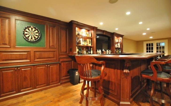 Design Pennsauken United States Cherry Residential Bar