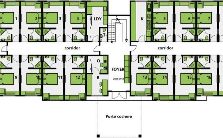 Design Plans Hotel Ground Floor Ace