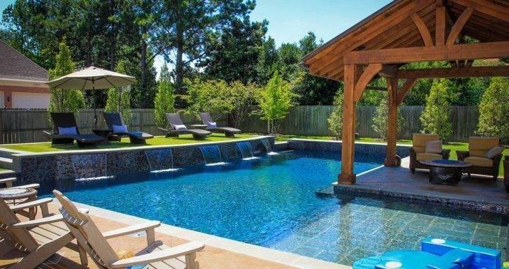 Design Pool Slide Company Small Big Backyard Ideas