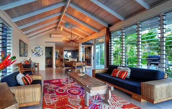 Design Sustainable House Tropics Realestate