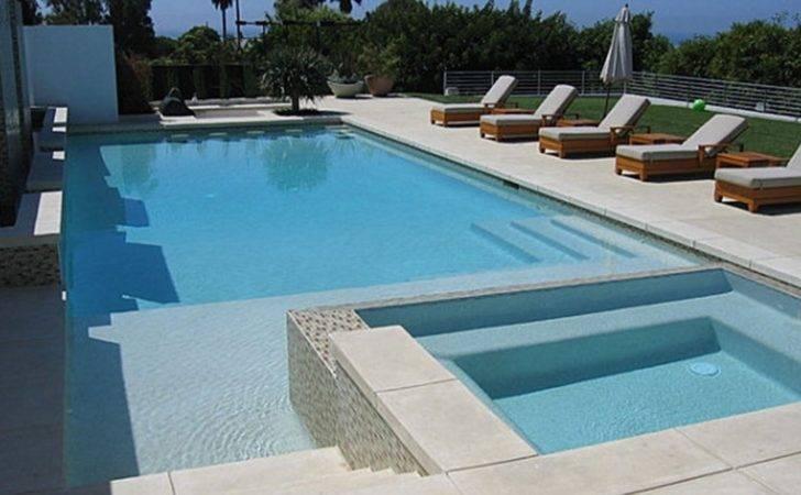 Design Swimming Pool Ideas Modern Outdoor