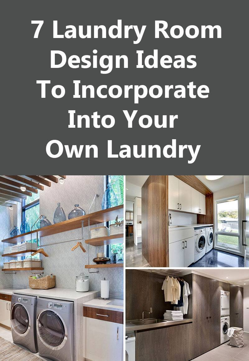 Design Your Own Laundry Room Ideas