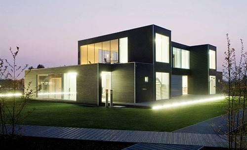 Designed Showpiece Modern Architecture Contemporary