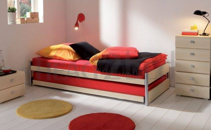 Designer Beds Function Comfort Hasena Clic Modern Guest Bed