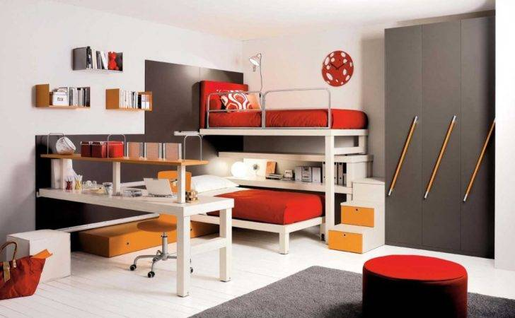 Designer Childrens Beds Furniture Ideas