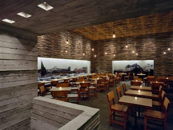 Designer Dining Magnificent Modern Restaurant Designs