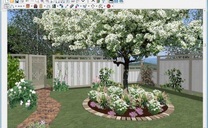 Designer Landscapes Fence Line Landscaping Ideas Newsonair