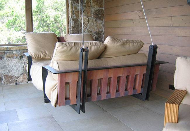 Designs Ain Yer Grandma Porch Swing Diy Beds Chairs