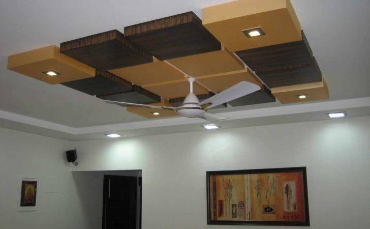 Designs Bishop Modern Pop False Ceiling Bedroom Interior