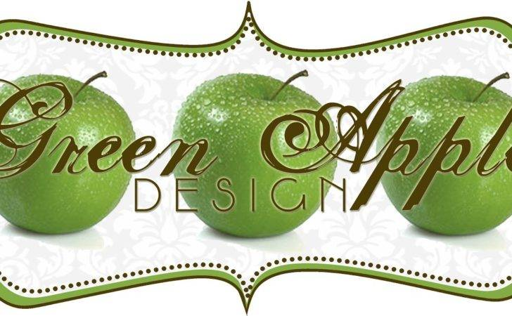 Designs Kassie Green Apple Design