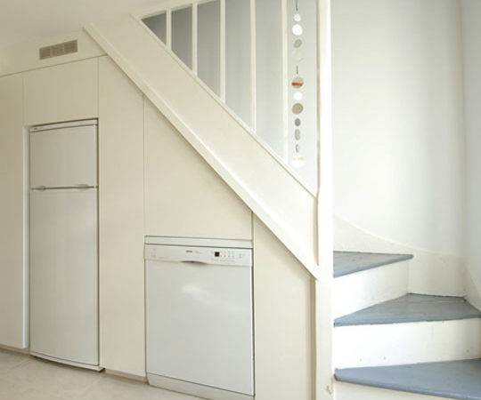 Designs Latest Modern Homes Under Stairs Cabinets Ideas