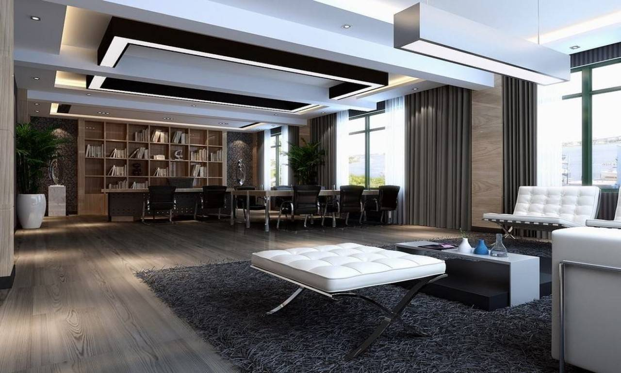 Designs Modern Ceo Office Interior Design Executive