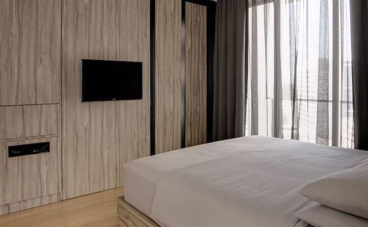 Designs Small Spaces Singapore Sliding Doors Hidden Panels