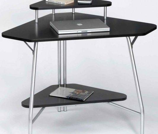 Desk Top Ideas Simple Stainless Steel Base Workstation