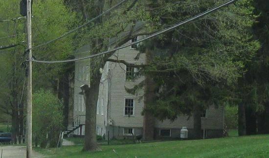 Detail Front Building Last Photograph
