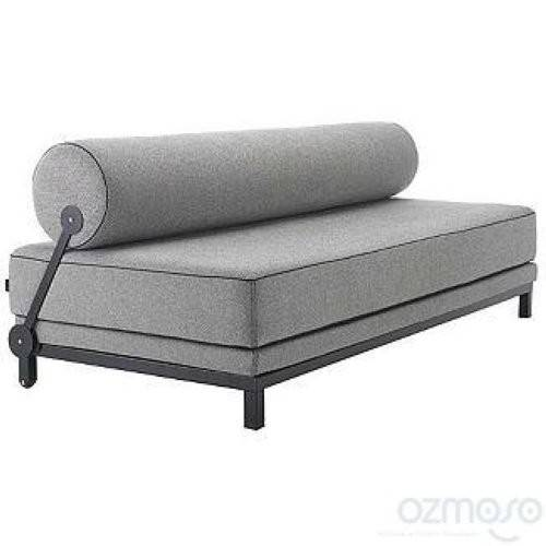 Details Softline Dwr Twilight Sleeper Sofa Convertible Futon