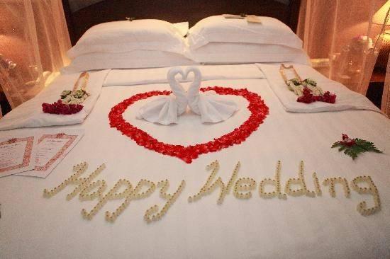 Dhaka Wedding Bedroom Decoration Idea Simple Room