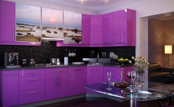 Diesel Social Kitchen Besides Purple Cabi Well