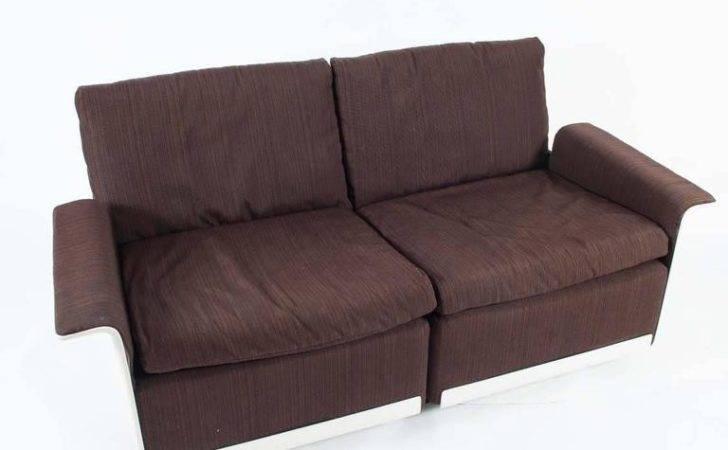 Dieter Rams Two Seat Sofa Vitsoe Sale Stdibs