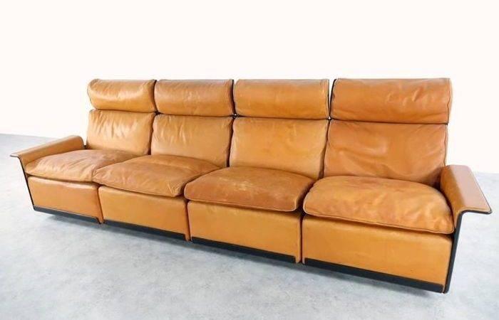 Dieter Rams Vitsoe Zapf Exclusive Seater Sofa