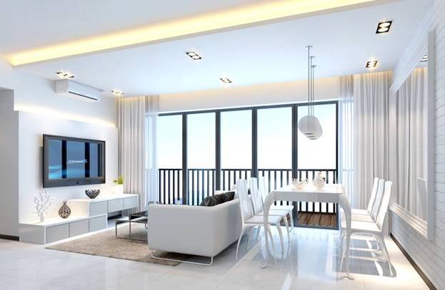 Difference Between Contemporary Modern Interior